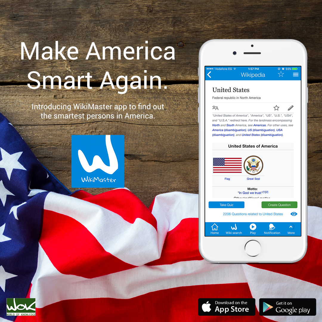 WM ad11a En square America smart again 1080x1080 170201