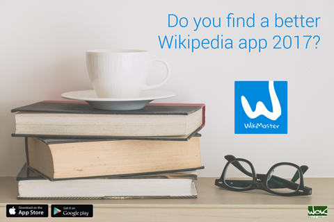 WikiMaster 1.80 for iOS in AppStore launched