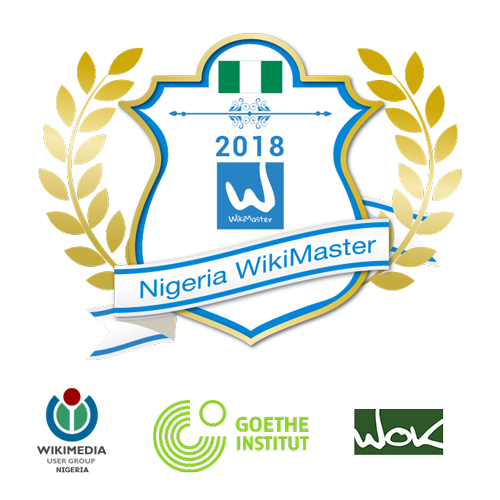 The WikiMaster Nigeria Contest 2018!
