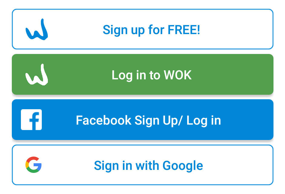 Google Login introduced in WikiMaster 3.27