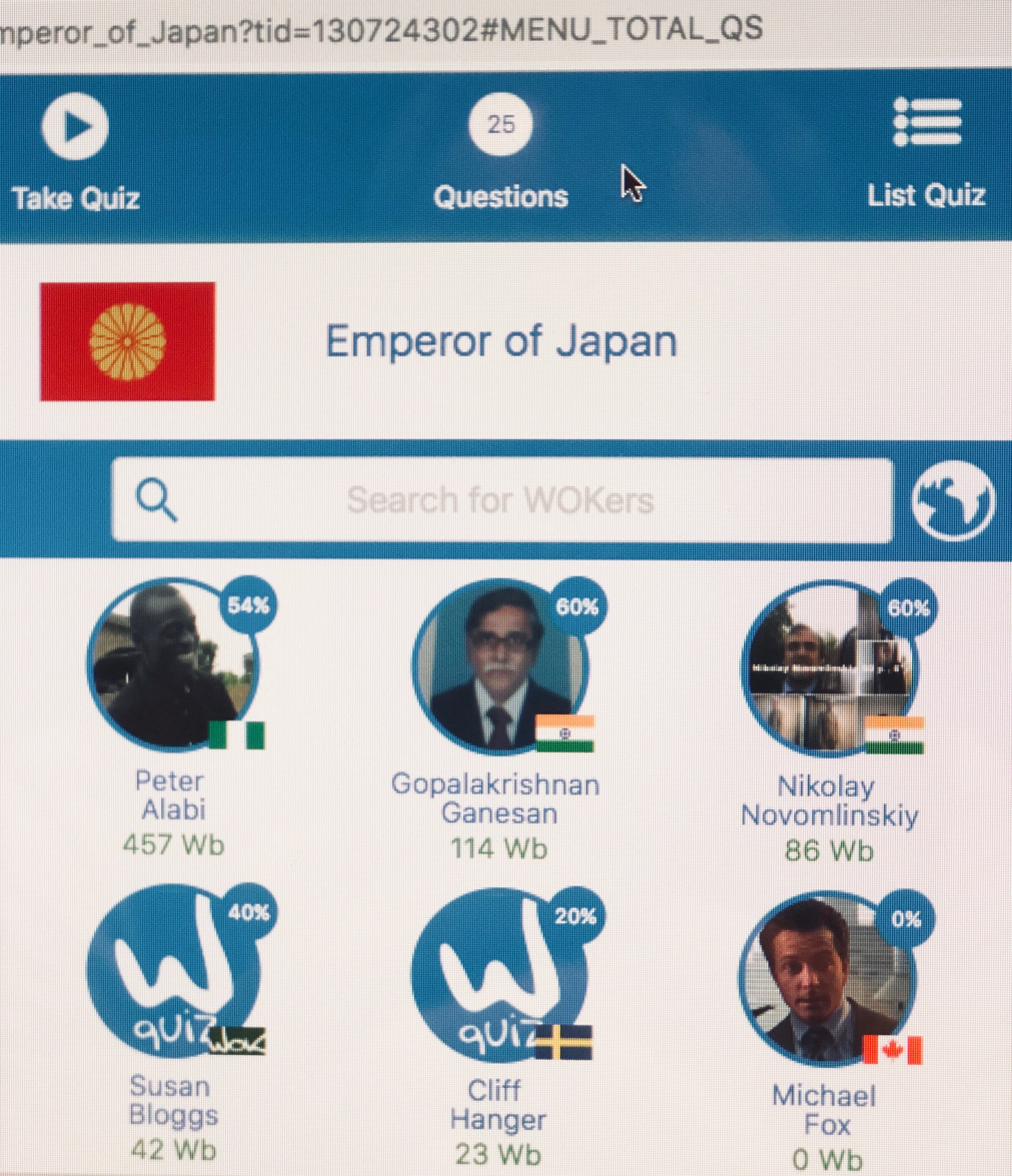WikiMaster softlaunches web version with quiz to Wikipedia in a browser for Students